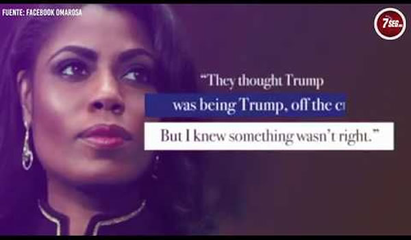 Omarosa, vs Trump.